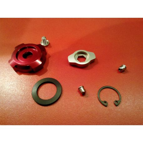 Rebound Damper Adjuster Knob Kit