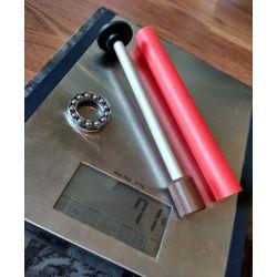 Pevný Drop Stop - 30 mm - s ložiskem k pružině