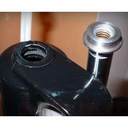 Spodní uložení RC patrony - o kroužek - Al - CNC obrobek - CZ výroba